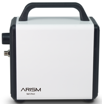 Sparmax ARISM Mini Compressor (Snow White)