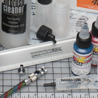 Airbrush Accessories