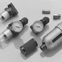 Compressor Fittings & Filters