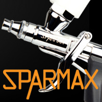Sparmax Airbrushes