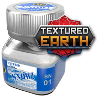 Textured Earth