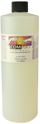 Com-Art Varnish 16oz (448 ml)