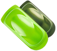 Auto-Air Sparklescent Electric Green (120ml)