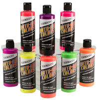 Auto-Air Fluorescent 120ml set