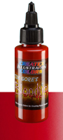 Createx Illustration Bloodline Blood Red 2oz (60ml)