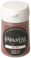 Darkstar Pigment Rust (15ml)