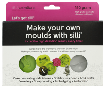 Silicone Mould Putty (150g)