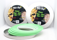 Prime Green Flex Fine Line Tape Presentation Tin (4 x assorted tapes)