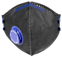 Operator Face Mask with active carbon filter