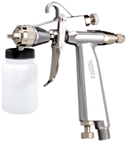 Iwata G-Series G6 Bottle Set Side Feed Airbrush-Gun