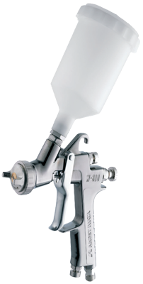 Iwata W300 Spray Gun with 0.8mm + E1 cap + 200cc Cup