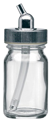 20ml Glass Bottle for HP-BC/BCP airbrush