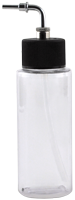 2oz (56ml) high strength translucent side feed bottle
