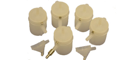 Plastic cup conversion set for SB/SBS/CM-SB/RV-TR