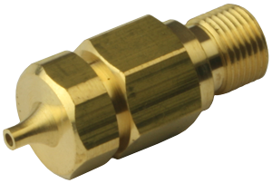 1.0mm Fluid Nozzle for RG-2, RG-3