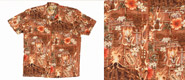 Dennis Mathewson Artool Hawaiian Shirt (medium)