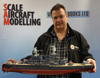 Modeller's Advanced Airbrushing Training Course (combining Camouflage Schemes & Weathering) - Jason Lake (16 & 17 April 2018)