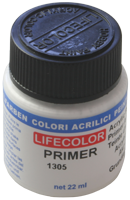 LifeColor Primer White (22ml)