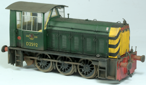 Weathering Techniques for Railway Modellers Training Course - Mick Bonwick (15 May 2019)