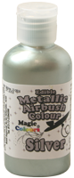 Magic Colours™ Metallic Airbrush Colours - Silver (55ml)