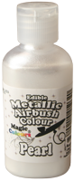 Magic Colours™ Metallic Airbrush Colours - Pearl (55ml)