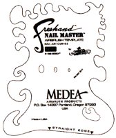 Medea Nail-Master Shield - Nail Art Curves