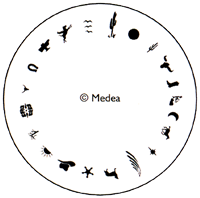 Medea Design Wheel - Western