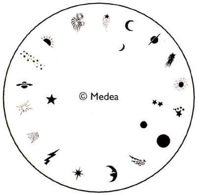 Medea Design Wheel - Cosmos