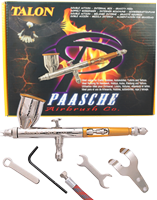 Paasche Talon Airbrush Set (with size 2 head)