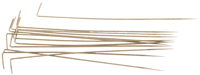 Left Hand Needles for AB Turbo (pack of 12)