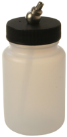Plastic 3oz bottle for VLS