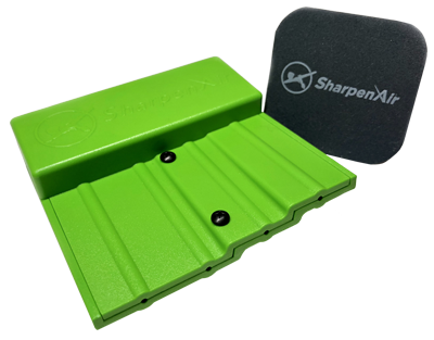 SharpenAir™ Needle Repair System (Original, Lime Limited Edition)