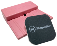 SharpenAir™ Needle Repair System (Original, Pink Limited Edition)