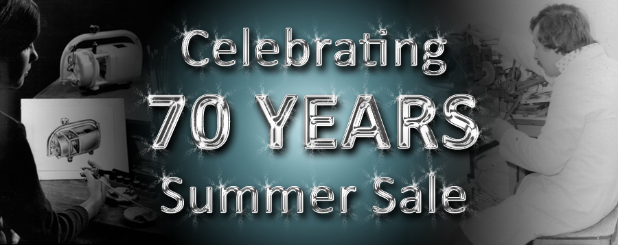 Celebrating 70 Years Summer Sale