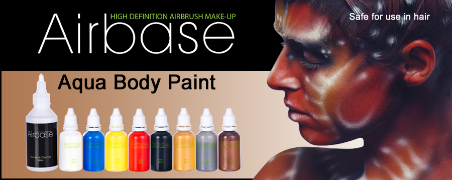Airbase Aqua Body Paint