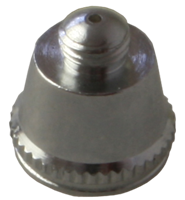 Nozzle cap for Squires Kitchen airbrush