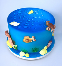 Beginner's Airbrushing Cakes & Sugarcrafts Training Course - Cassie Brown (Thursday 27th February 2020)