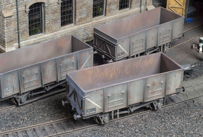 Weathering Techniques for Model Railway Rolling Stock Training Course - George Dent (TBA)