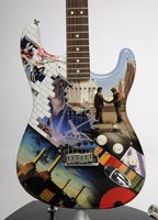 Electric Guitar Painting Training Course - Piers Dowell (9 - 10 July 2019)