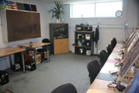 The Airbrush Company Training Room
