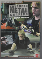 Colton Hardison - Advanced Metal Shaping (DVD)