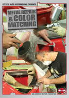 Frank Roll - Metal Repair & Color Matching (DVD)