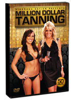 Lindsay Dickhout - Million Dollar Tanning (DVD)