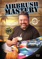 Terry Hill - Airbrush Mastery (DVD)