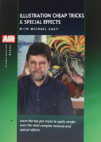 Michael Cacy - Illustration Cheap Tricks & Special Effects (DVD)