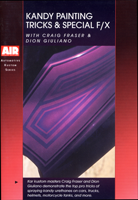 Craig Fraser & Dion Giuliano - Kandy Painting Tricks & FX (DVD)