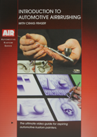 Craig Fraser - Introdution to Automotive Airbrushing (DVD)