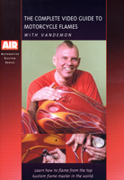Vandemon - The Complete Video Guide to Motorcycle Flames (DVD)