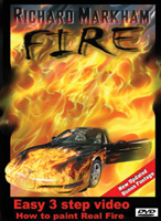 Richard Markham - FIRE (DVD)