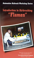 Pamela Shanteau - Introduction to Airbrushing Flames (DVD)